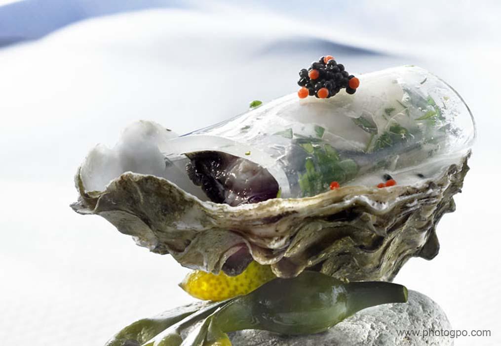 Photo culinaire Huitre