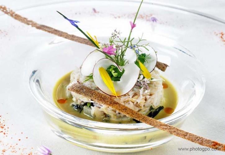 Photo culinaire Riz fleuri