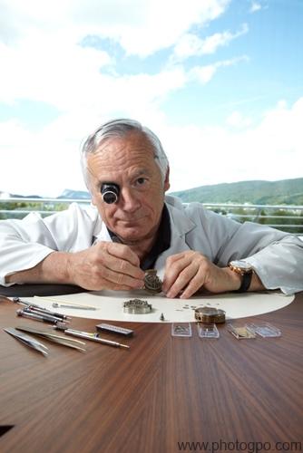 Horloger Jaeger Lecoultre