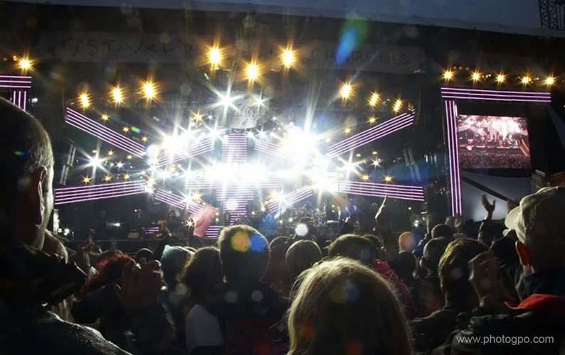 Festival des Vieilles Charrues - Carhaix