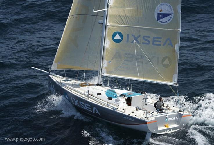 Ixsea voilier