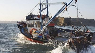 morlaix pêcheur casier